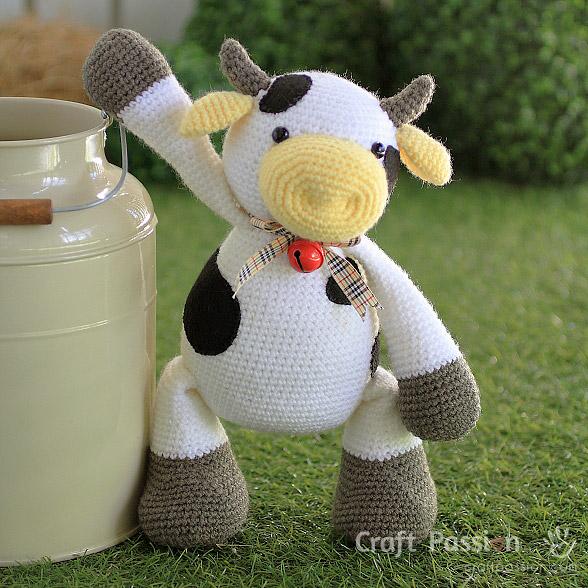 mucca cow amigurumi free pattern schemi gratis amigurumi amigurumi free dowload