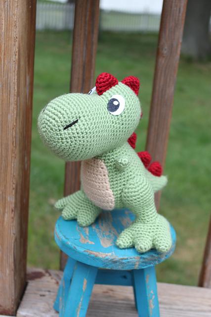 t-rex dinosauro amigurumi free pattern schemi gratis amigurumi amigurumi free dowload