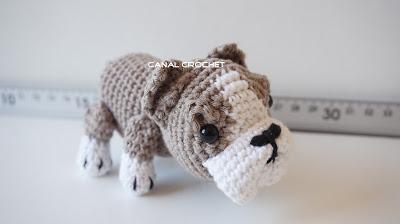 Amigurumi cane bulldog amigurumi free pattern schemi gratis amigurumi amigurumi free dowload