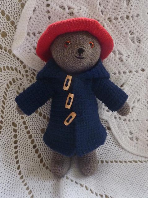 Amigurumi L'orso Peddington amigurumi free pattern schemi gratis amigurumi amigurumi free dowload