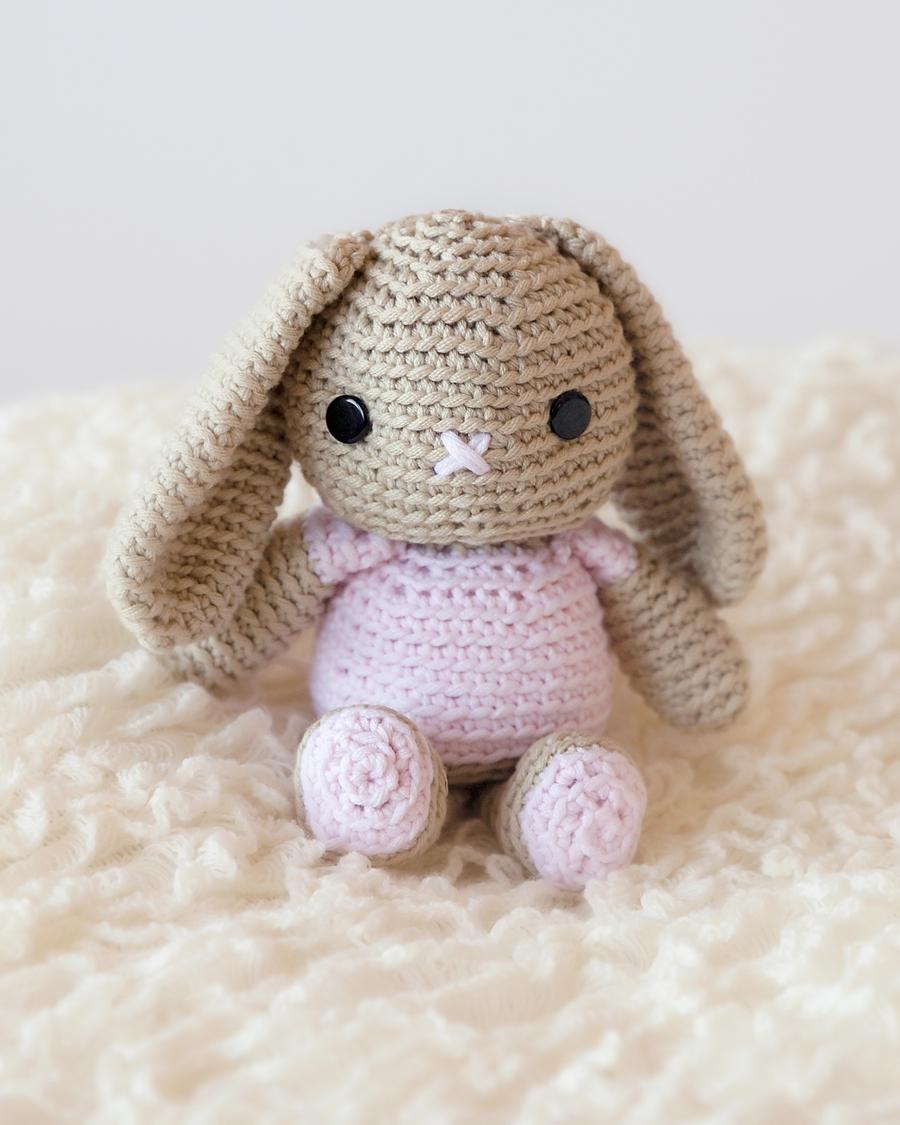 Amigurumi coniglietta - Free Amigurumi