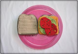 amigurumi sandwich free pattern schemi gratis amigurumi amigurumi free dowload