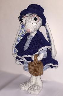 amigurumi Granny bunny free pattern schemi gratis amigurumi amigurumi free dowload