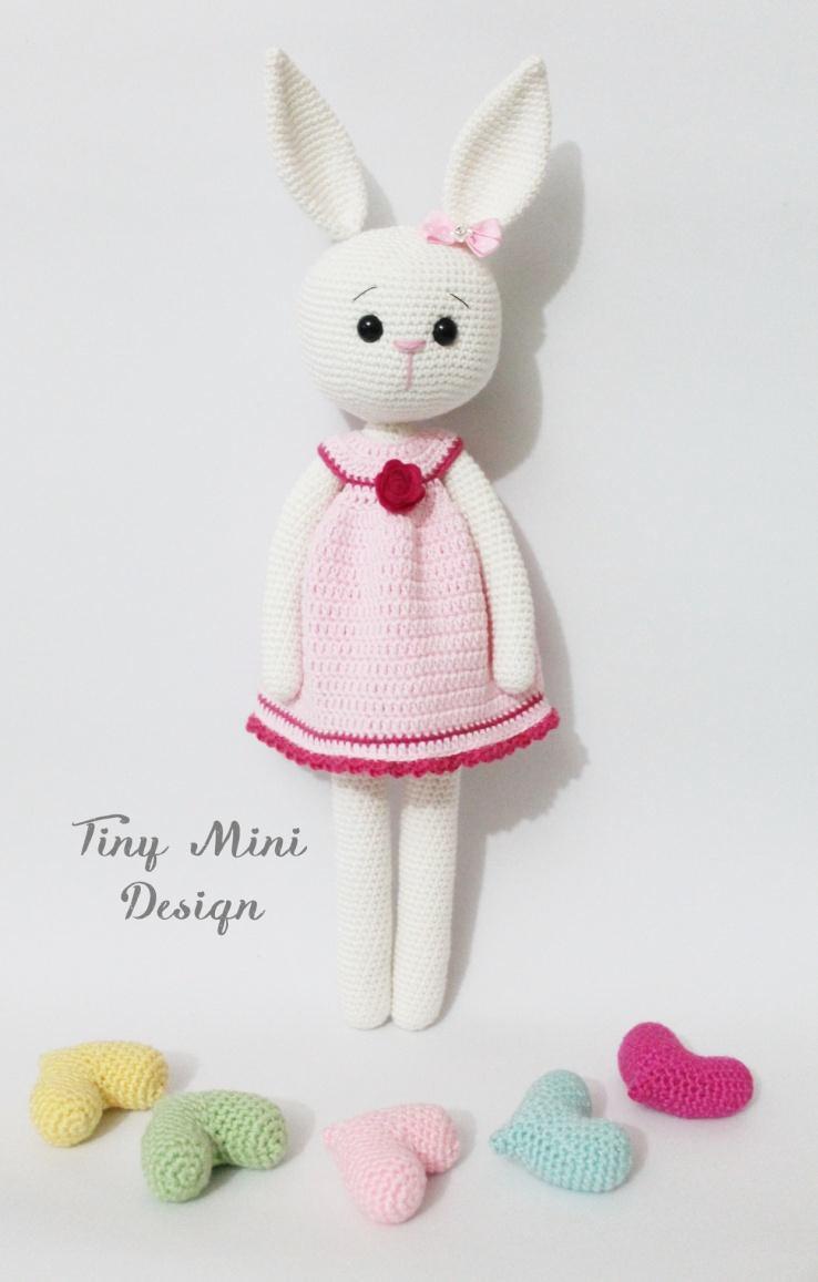 amigurumi la coniglietta bianca free pattern schemi gratis amigurumi amigurumi free dowload