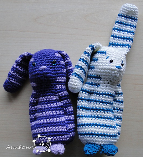 back to my crochet and amigurumi blog 18 months later | 500x457