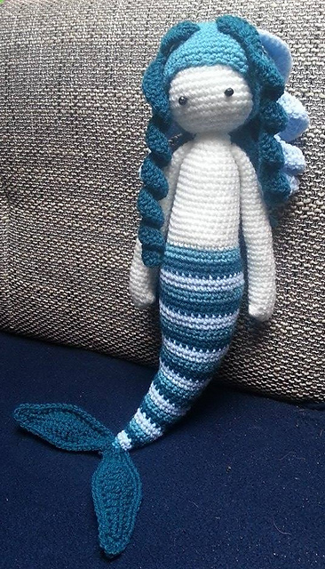 Lalylala Free Pattern | Knitting dolls free patterns, Doll ... | 640x366
