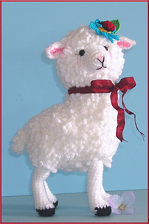 Amigurumi la pecorella Matilde free pattern schemi gratis amigurumi amigurumi free dowload