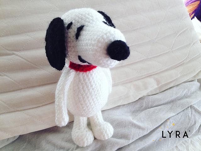 Amigurumi Snoopy free pattern schemi gratis amigurumi amigurumi free dowload