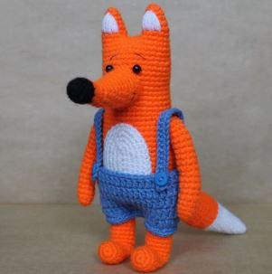 Amigurumi Mister Fox free pattern schemi gratis amigurumi amigurumi free dowload