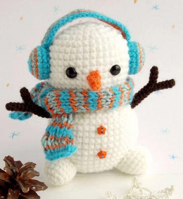Amigurumi snowman free pattern schemi gratis amigurumi amigurumi free dowload