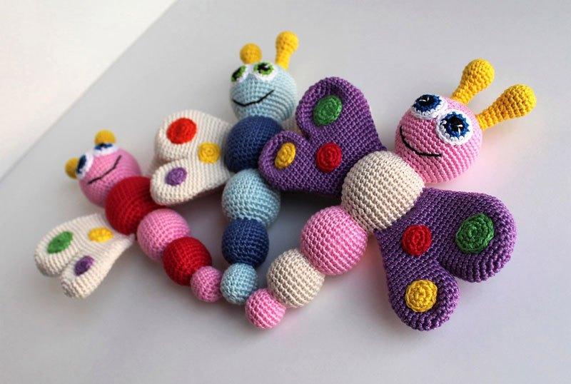 Amigurumi farfalle baby free pattern schemi gratis amigurumi amigurumi free dowload