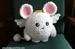 Amigurumi Mary The Angel Mouse free pattern schemi gratis amigurumi amigurumi free dowload