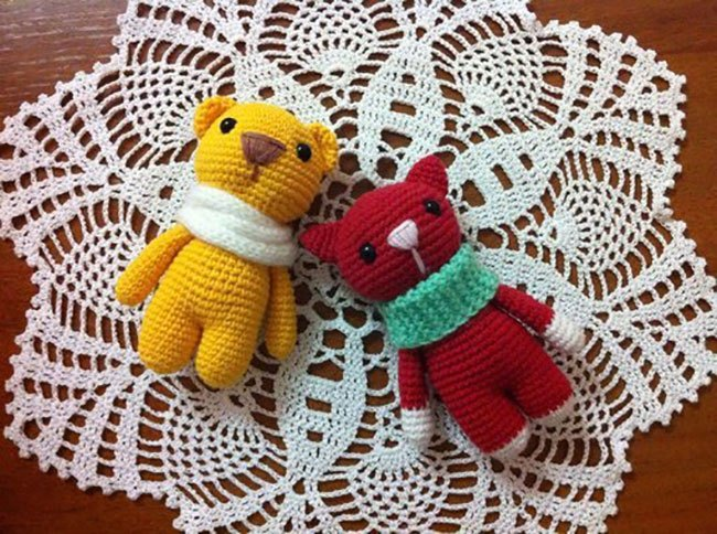 Amigurumi piccoli amici free pattern schemi gratis amigurumi amigurumi free dowload