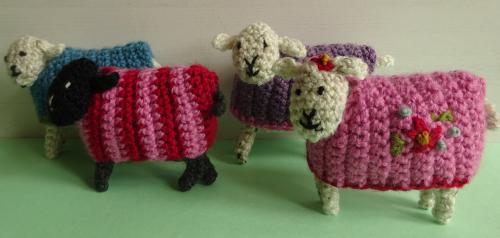 Amigurumi pecorelle vestite free pattern schemi gratis amigurumi amigurumi free dowload