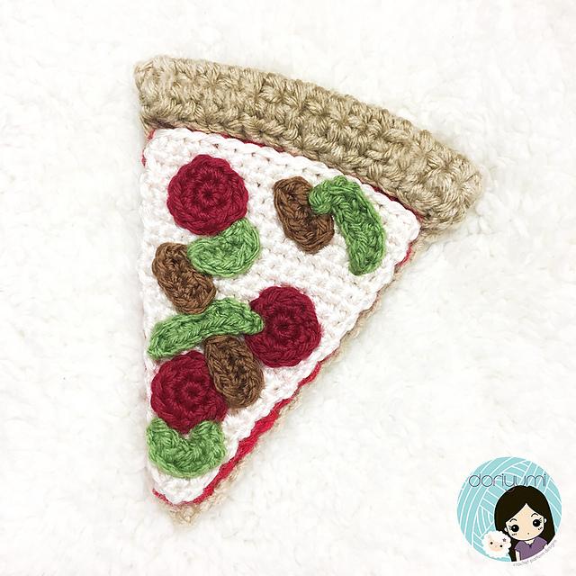 Amigurumi pizza free pattern schemi gratis amigurumi amigurumi free dowload