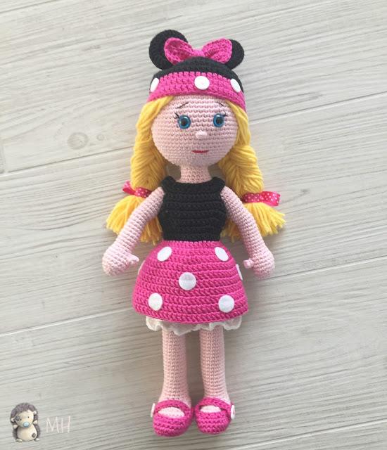 bambole schema gratis amigurumi crochet tutorial uncinetto | 640x550