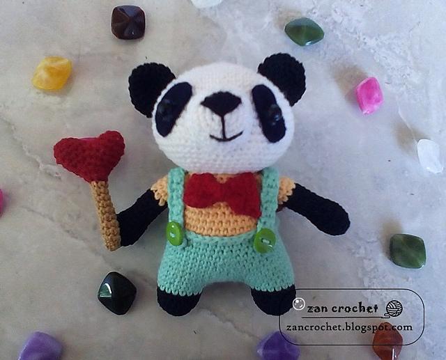 Amigurumi dolce panda free pattern schemi gratis amigurumi amigurumi free dowload