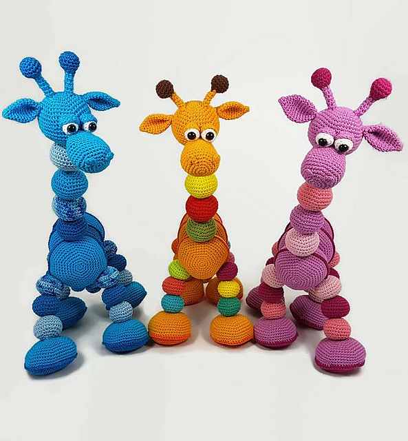 Amigurumi giraffa strana free pattern schemi gratis amigurumi amigurumi free dowload