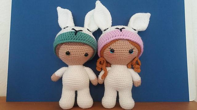 Amigurumi bamboline coniglietto free pattern schemi gratis amigurumi amigurumi free dowload