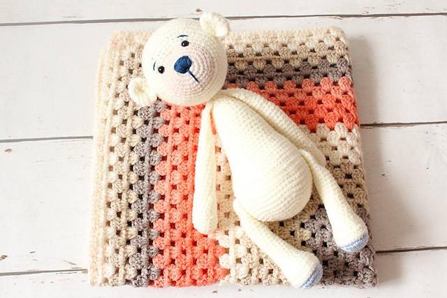 Amigurumi orsetto bianco free pattern schemi gratis amigurumi amigurumi free download
