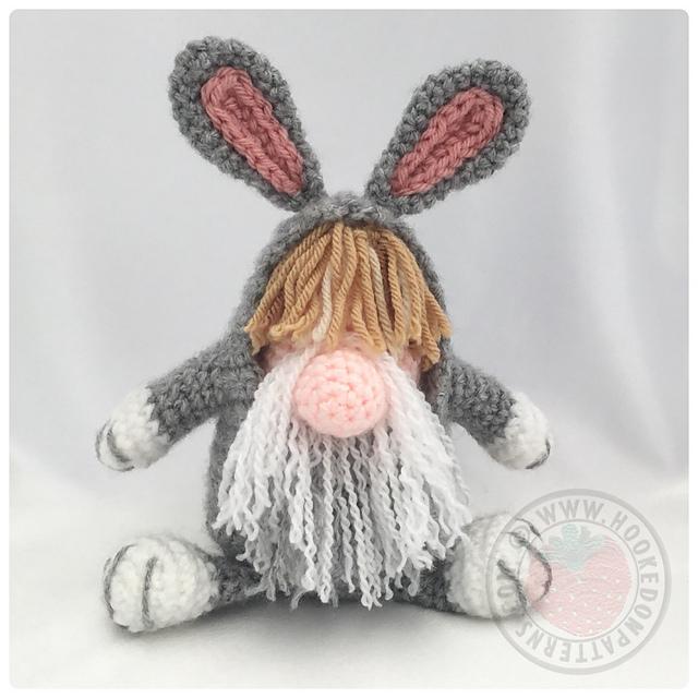 Amigurumi Bunny Gonk free pattern schemi gratis amigurumi amigurumi free dowload