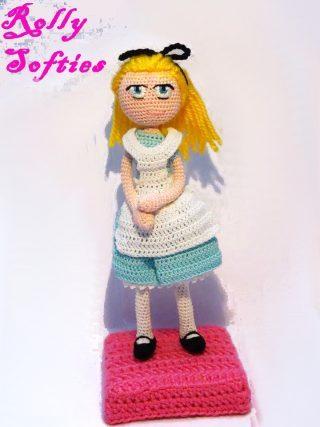 Alice nel paese delle meraviglie free pattern schemi gratis amigurumi amigurumi free dowload