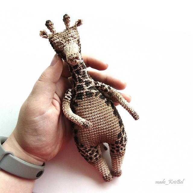 Giraffa_free_amigurumi free pattern schemi gratis amigurumi amigurumi free download