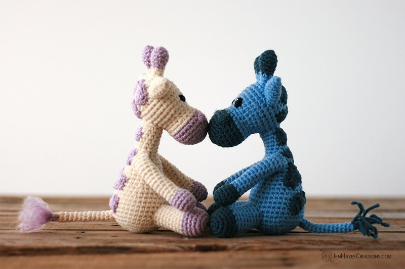 Not only patterns: five amigurumi's for you. | 533x800