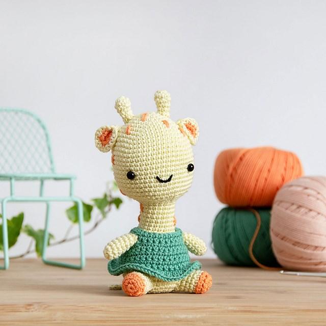 Pin en Crochet - Amigurumi | 640x640