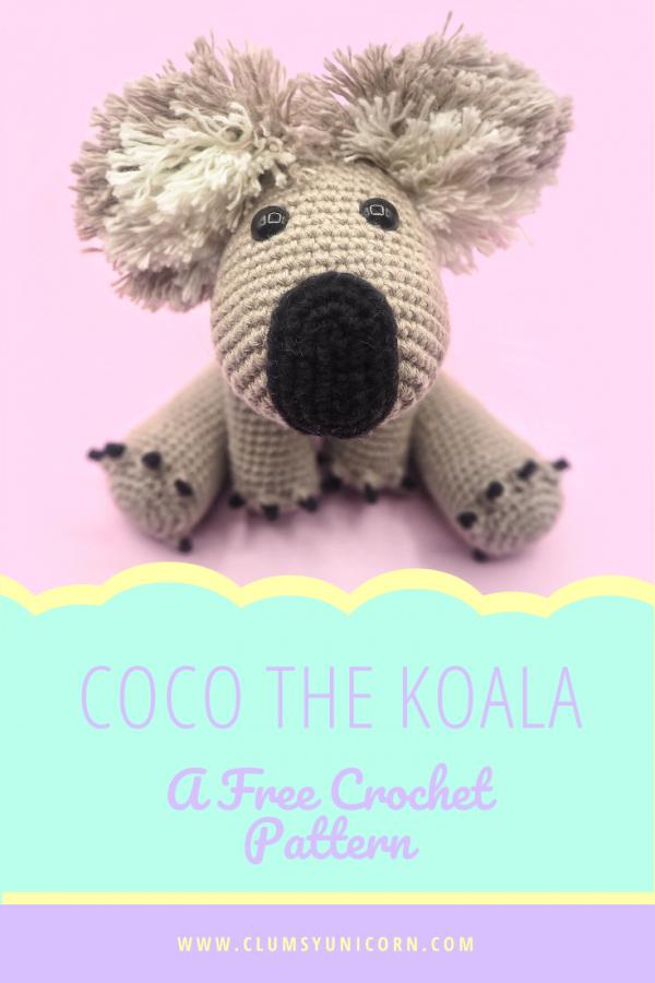 koala amigurumi schemi gratis