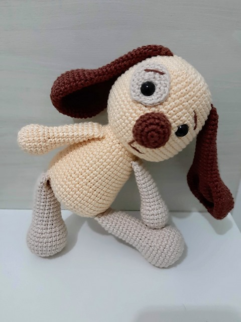 Super Mario amigurumi, English free pattern. Schema italiano ... | 640x480